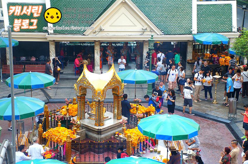 * 방콕의 아침 출근풍경 (팔자에도 없는 미국..