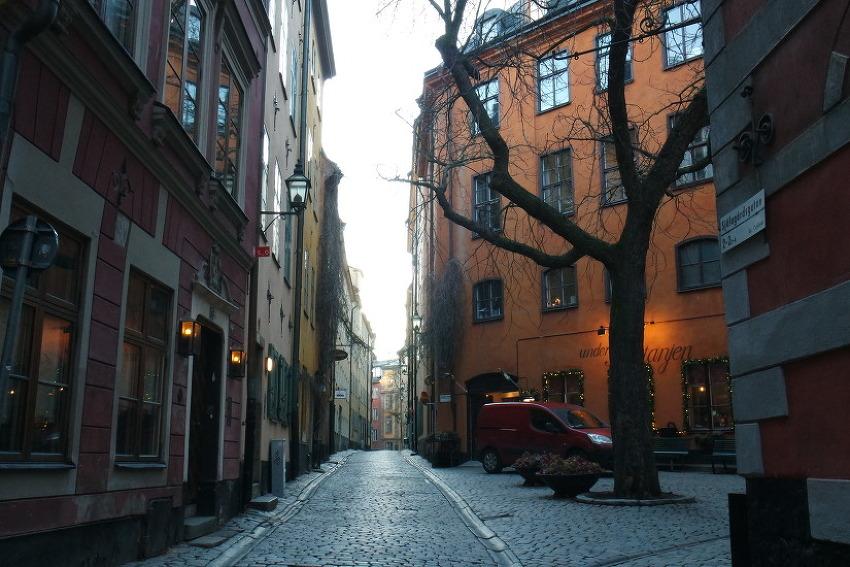 [스웨덴]스톡홀름 - 숙소후기 : Castanea Old Town Hostel
