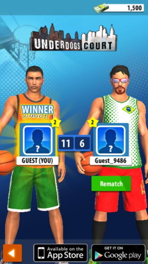 바스켓볼 스타, Basketball Stars