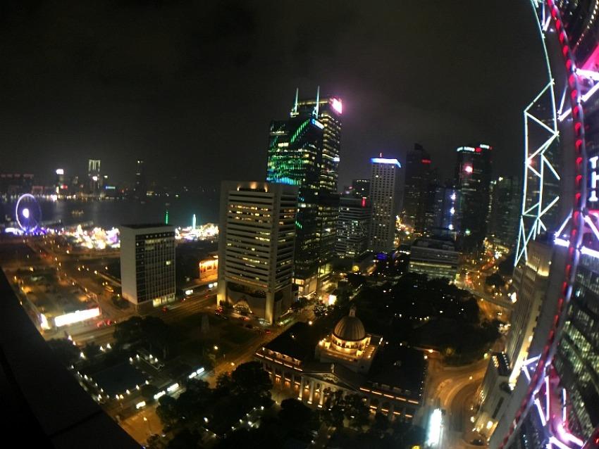 홍콩2 - 홍콩의 밤
