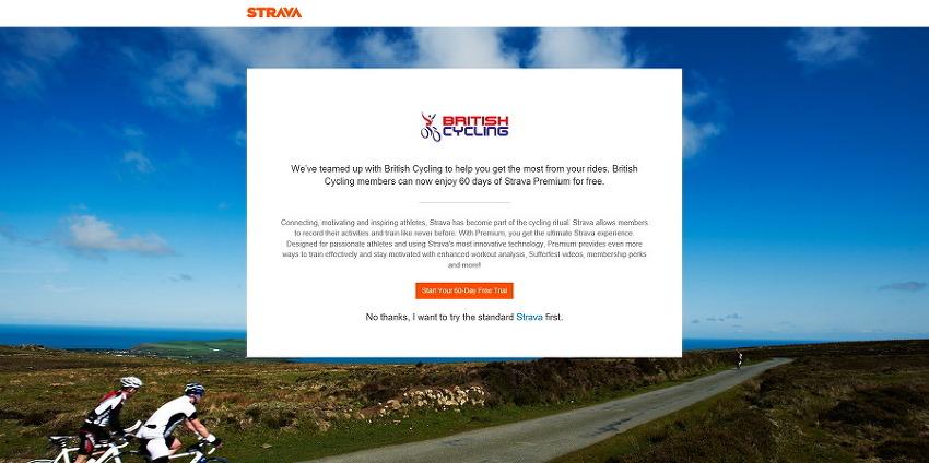 스트라바 프리미엄 60일 무료로 사용하기