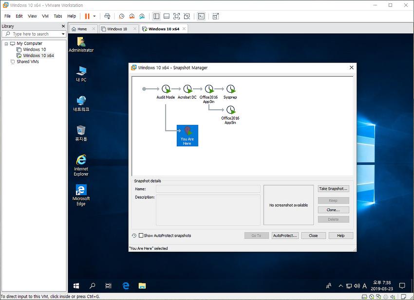 Windows 10 Sysprep & Capture WIM File