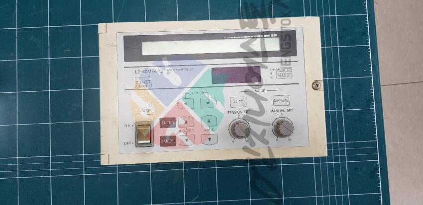 [Mitsubishi 미쯔비시_LE-40MTA-E] 경기도 고양시 / 미쯔비시 텐션컨트롤러 점검,수리가능합니다!#미쯔비시#컨트롤러#텐션컨트롤러수리#대전컨트롤러수리#엔톡