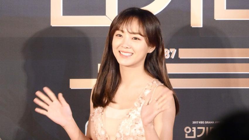 171231 KBS 연기대상 레드카펫 김세정 4K 직..