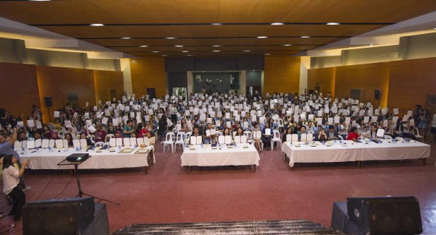 IWPG, 필리핀 지부 설립 3명 지부장 임명에 여..