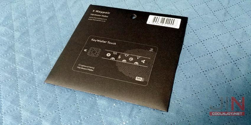 NFC카드타입 하드웨어 월렛 KeyWallet Touch..