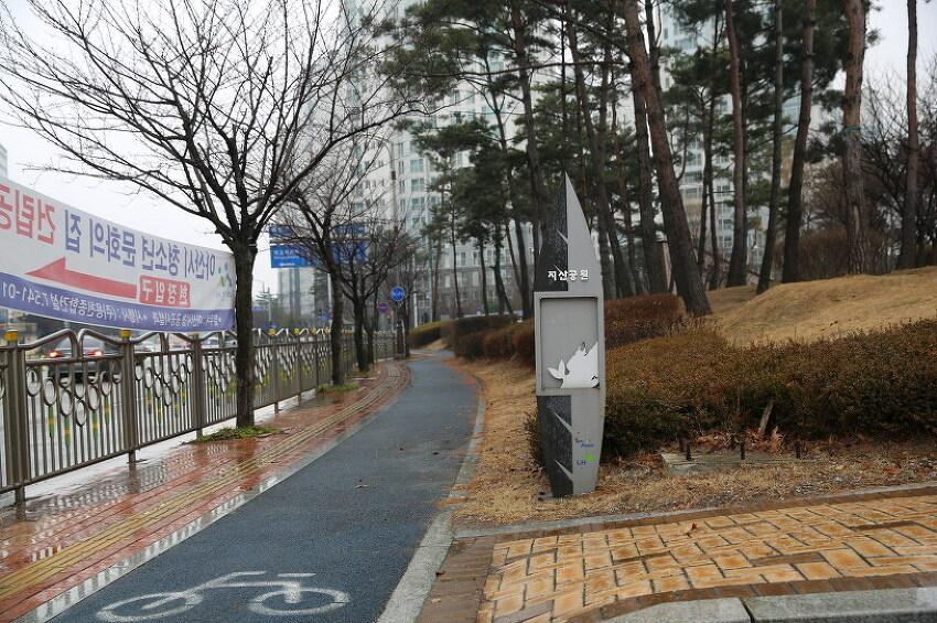 천안아산역 여행지, 지산공원과 장재천호수공원