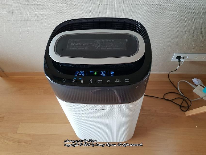 삼성 블루스카이 6000 AX46N6580WMD 와이파이 연결