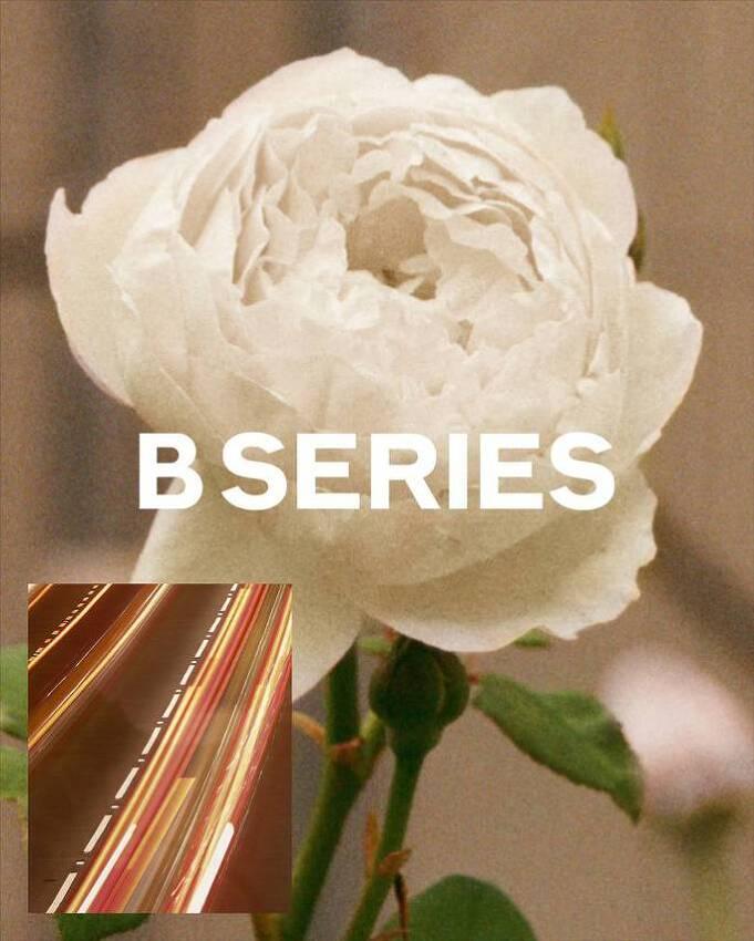 리카르도 티시의 버버리, B 시리즈