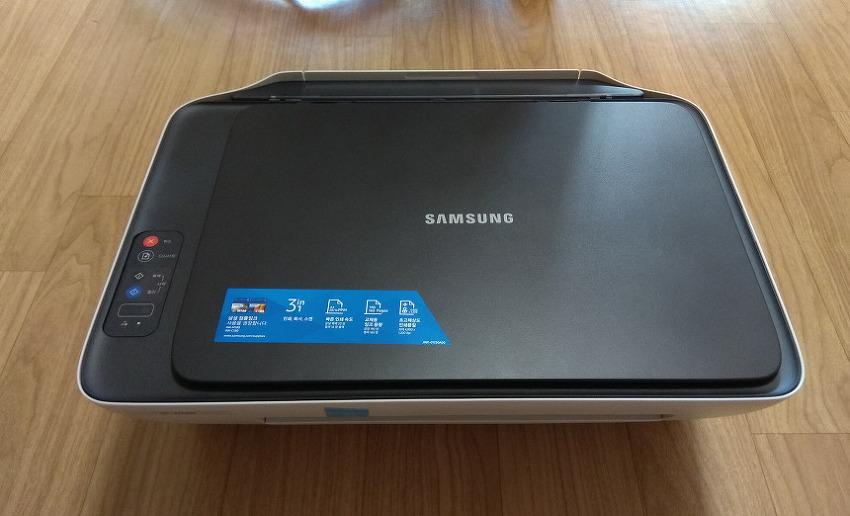 삼성 잉크젯복합기 SL-J1660 (프린터 대신 스캐너로만)