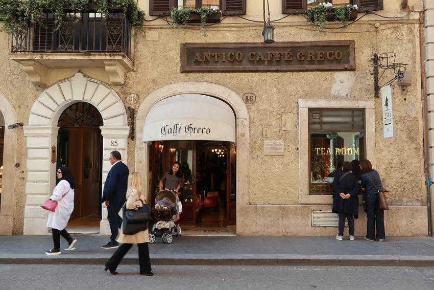 Antico Caffe' Greco