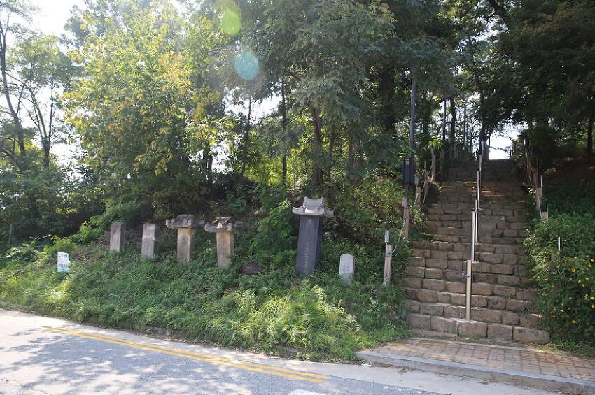 천안 아우내 독립운동기념공원에 다녀왔어요.