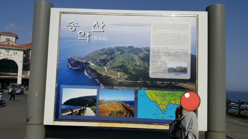 제주도 가장 제주다운 바다를 보면서 걸을수 있는  올레길 10코스 - 송악산 -