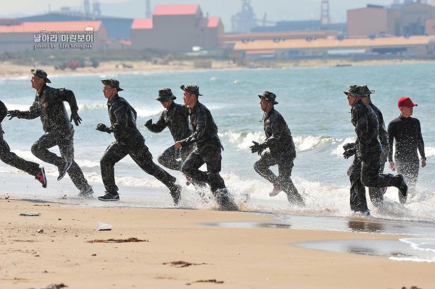 신병 1245기 1,2교육대 4주차 - 훈련모음