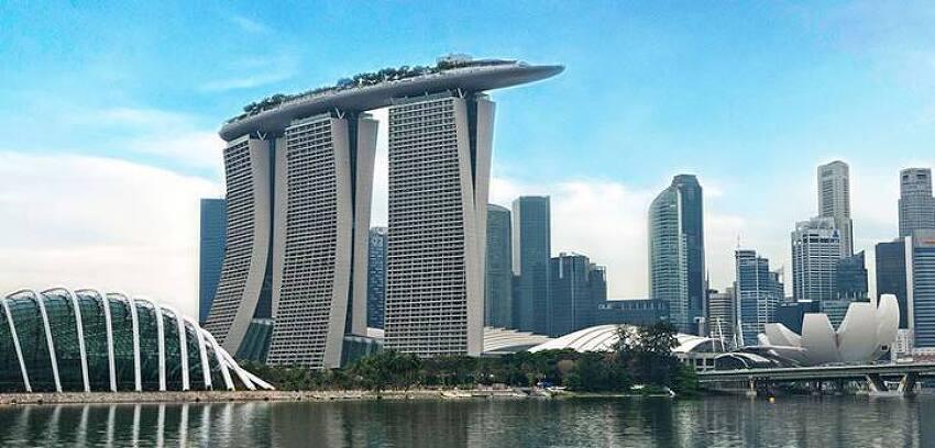 [자유여행] 1. 싱가포르 마리나베이 샌즈 호텔..