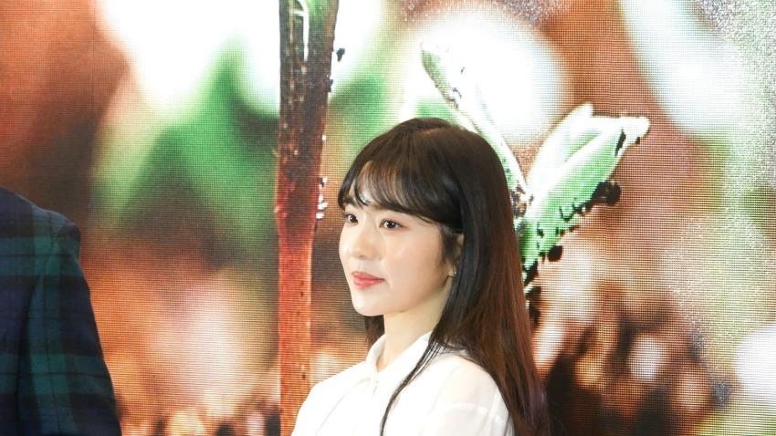 180127 코엑스 콜롬비아나 레드벨벳 아이린 팬..
