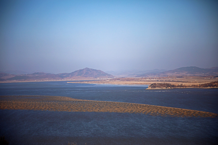 북한 땅을 가장 가까이에서 볼수 있는  강화평화전망대 (강화여행/강화도여행)