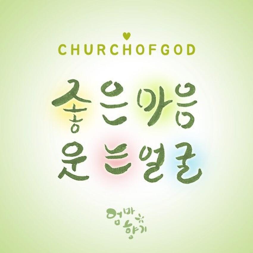 지역사회 봉사일원 김해 하나님의교회 환경정화