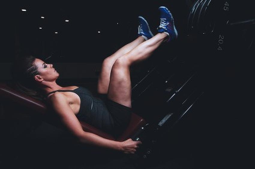 건강한 다리를 위한 운동 2가지
