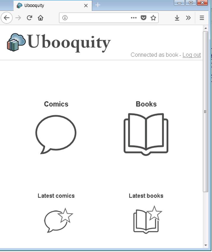 시놀로지 Docker에 Ubooquity 설치하기