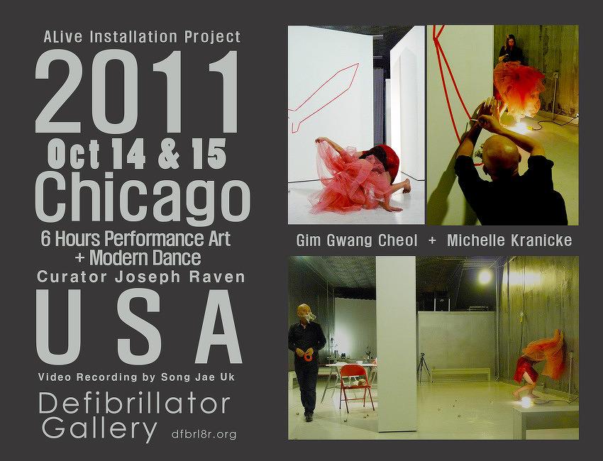 2011 . Chicago . USA