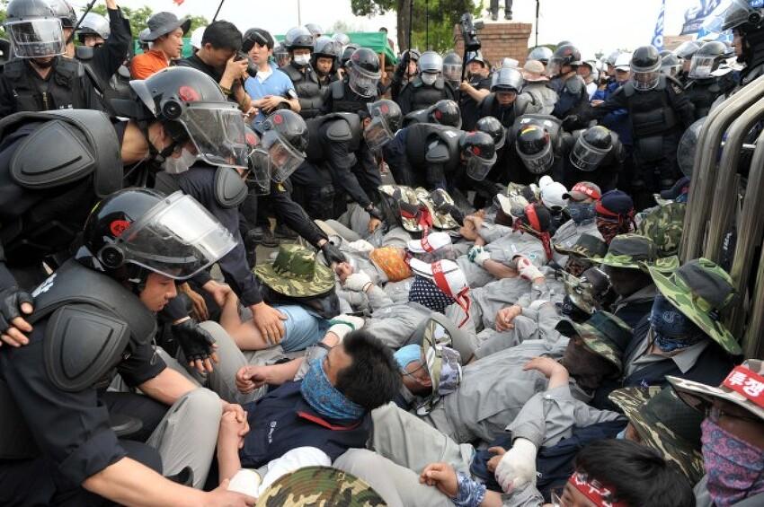 [세상읽기]'유성기업 노조 파괴 사건' 눈감았던 언론들