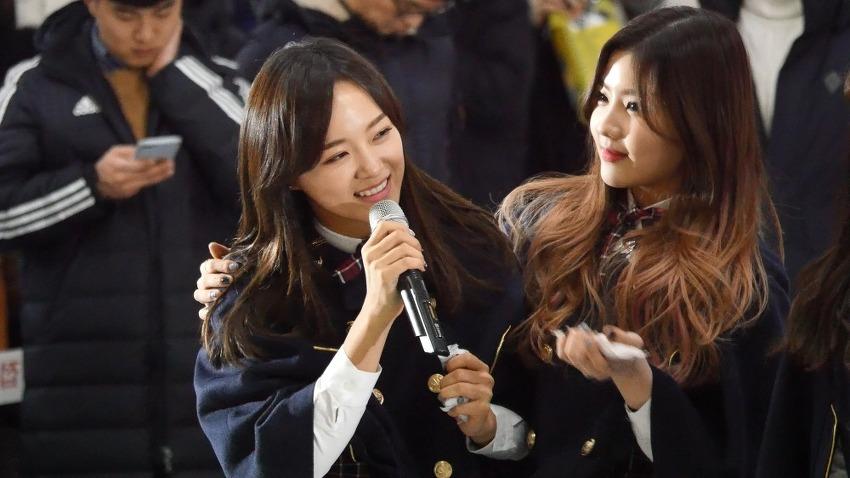 171215 코엑스 구구단 팬사인회 4K 직캠 by ac..
