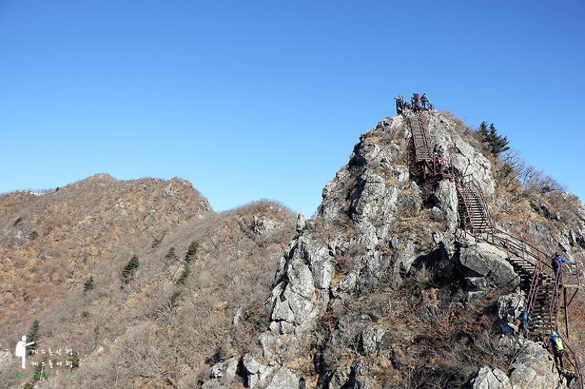 함양 남덕유산(1,507m)_20190119