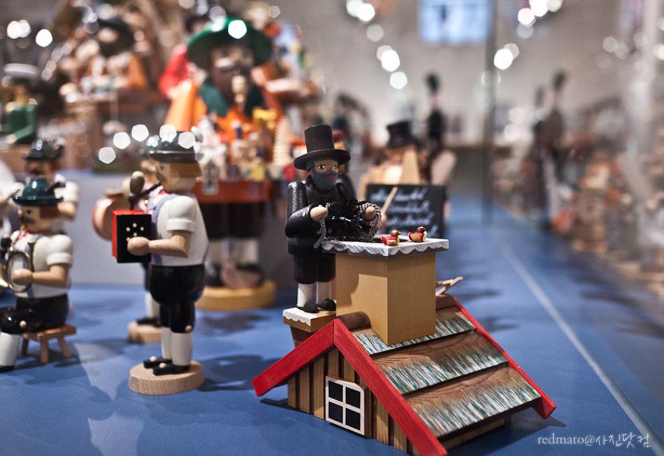 [오사카 여행] 아리마온천의 장난감 박물관에서...