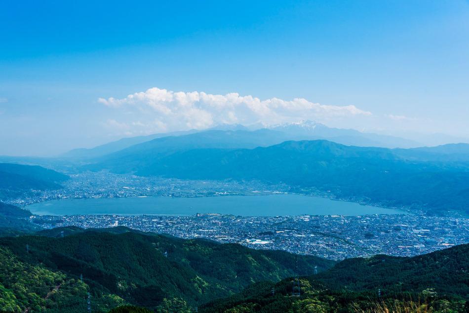 추천 일본여행코스 호반의 도시 스와호입니다. 너의 이름은?