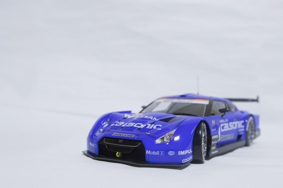 1/24 NISSAN GT-R(R35) GT Version [TAMI..