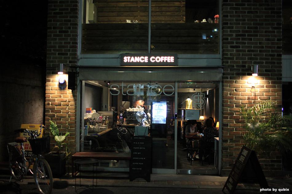 [상수역 카페] 맛과 비주얼 굿, 스탠스커피(stance coffee)