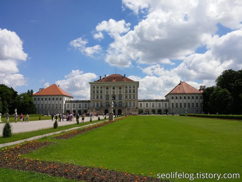 [유럽 '자동차 순례' 여행] Part 11: 베니스에서 뮌헨으로 - 알프스 + 님폰버그궁전