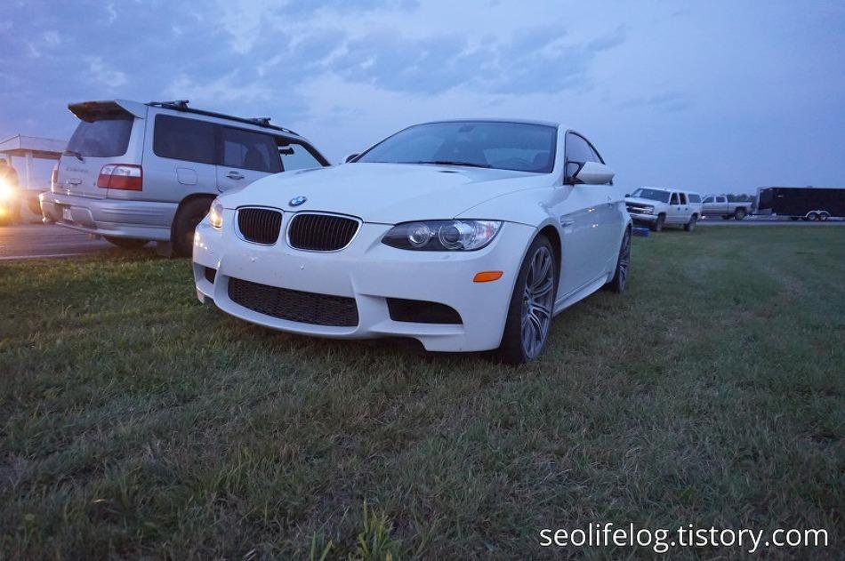 BMW E92 M3 트랙데이 + 이글 탈론 오토크로스