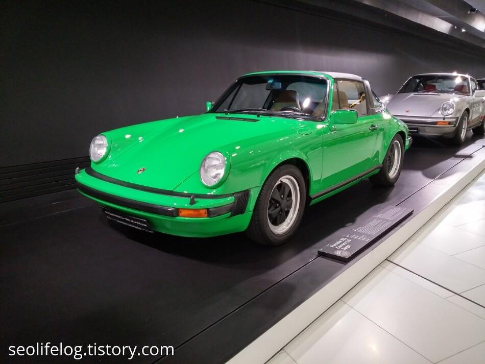 [유럽 '자동차 순례' 여행] Part 16: 슈투트가르트 포르쉐 박물관 Part 1