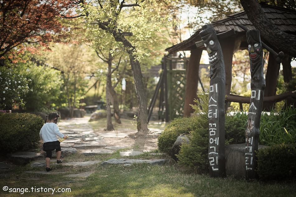 """아이와 함께라면 꼭 가봐야 할 청주 가족 여행코스 1번지 """"꿈에 그린 정원""""(대림조경)"""
