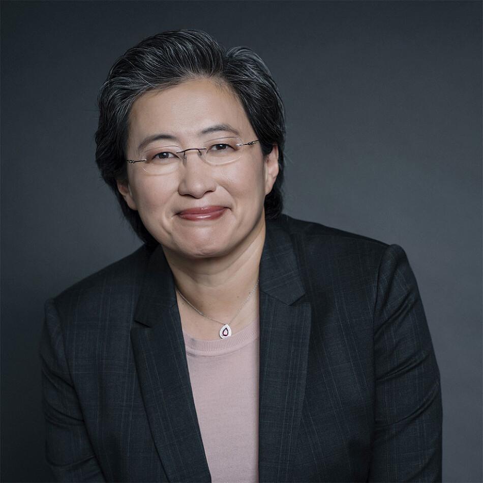 [번역] AMD 리사 수, GSA 우수 리더십 상 수상
