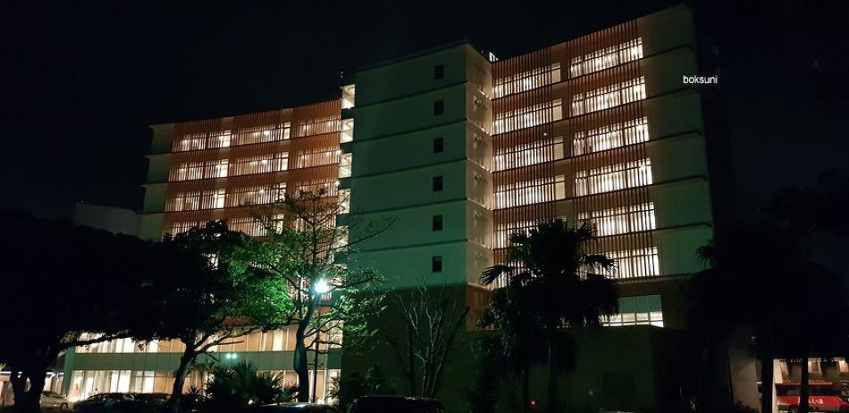 오키나와 남부 여행 (2) 유인치 호텔