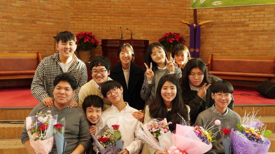 2018년 생명의 강 학교 졸업식(18.12.19)