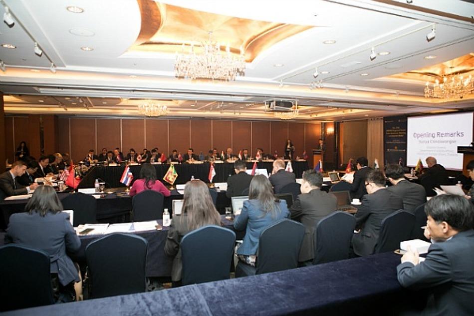 제17차 ARF 재난구호 회기간 회의